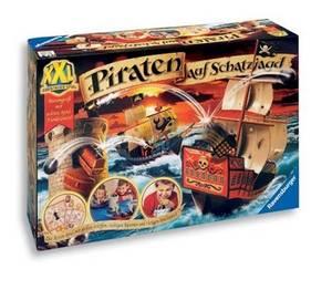 Piraten auf Schatzjagd