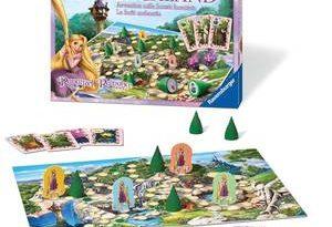 Disney Rapunzel Sagaland
