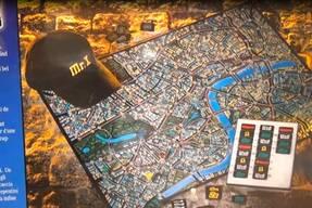 Scotland Yard Spielfeld 1