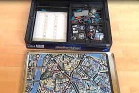 Scotland Yard Spielfeld 2