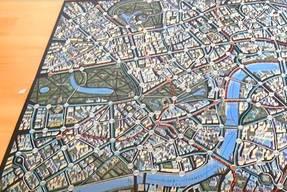 Scotland Yard Spielfeld 3