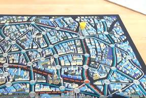 Scotland Yard Spielfeld 4