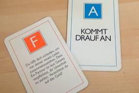 Skrupel - Karten 2