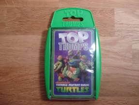 Top Trumps - Trumpfen
