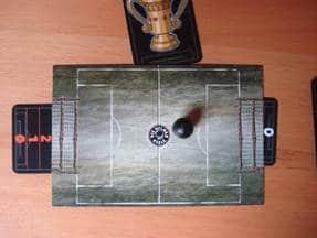 Die Wilden Kerle Tor - Bolzplatz mit Pokalkarte -11