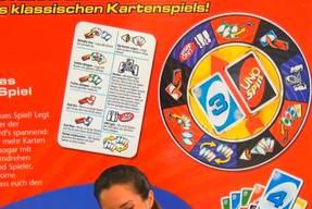 Uno Spin Kartenspiel