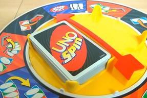 Uno Spin Spieleindruck