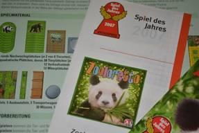 Zooloretto - Spiel des Jahres 2007