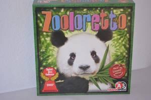 Zooloretto - Karton vorne