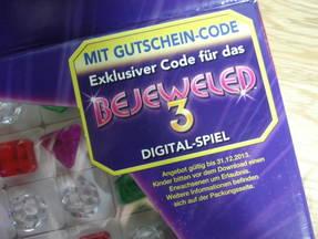 Bejeweled - Box hinten