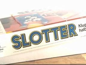Slotter - Spielekarton seitlich