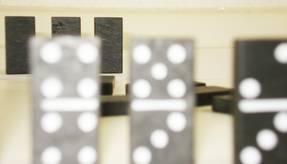 Domino - wer keinen passenden Stein hat, muss kaufen