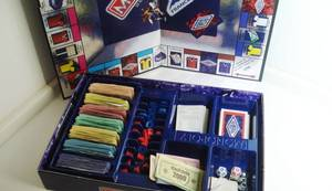 Monopoly WM Fussball Edition France 98