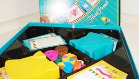Trivial Pusuit - Box mit Spielinhalt