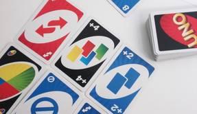 Uno - Spielkarten