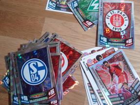 Topps Fußball Bundesliga Match Attax 2