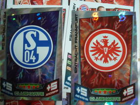Topps Fußball Bundesliga Match Attax 8