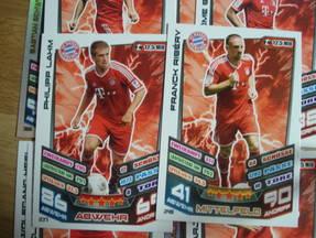 Topps Fußball Bundesliga Match Attax 9