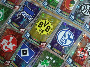 Topps Fußball Bundesliga Match Attax 12