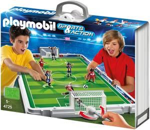 Playmobil Fußballkoffer mit Verpackung