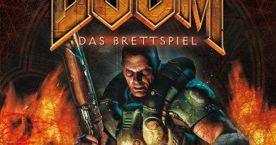 Doom Erweiterungen das Brettspiel