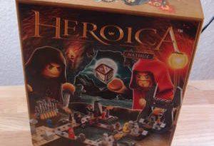 Lego Heroica Nathuz Spielkarton Vorderseite
