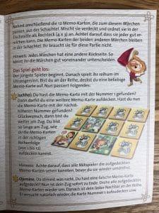 Märchen Memo Box 15