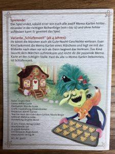 Märchen Memo Box 14