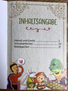 Märchen Memo Box 13