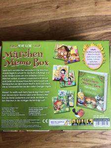 Märchen Memo Box 1
