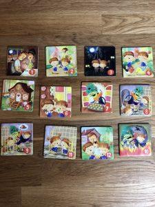 Märchen Memo Box 12