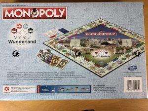 "Monopoly ""Miniatur Wunderland Hamburg Edition"" 22"