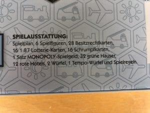 "Monopoly ""Miniatur Wunderland Hamburg Edition"" 20"