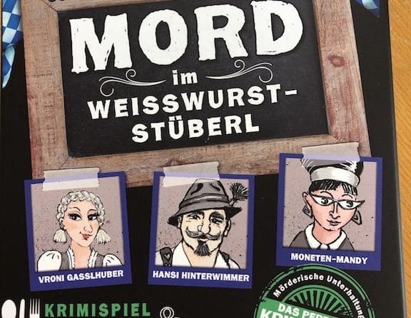 Mord im Weißwurststüberl von Gmeiner 1