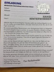 Mord im Weißwurststüberl von Gmeiner 14