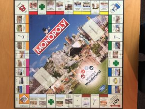 "Monopoly ""Miniatur Wunderland Hamburg Edition"" 12"