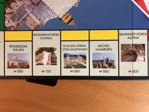 "Monopoly ""Miniatur Wunderland Hamburg Edition"" 10"