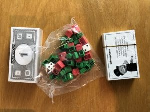 "Monopoly ""Miniatur Wunderland Hamburg Edition"" 3"