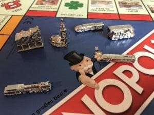 "Monopoly ""Miniatur Wunderland Hamburg Edition"" 2"