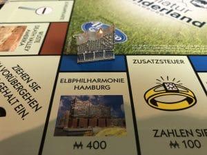"Monopoly ""Miniatur Wunderland Hamburg Edition"" 1"