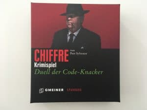 Chiffre - Duell der Code-Knacker Verpackung