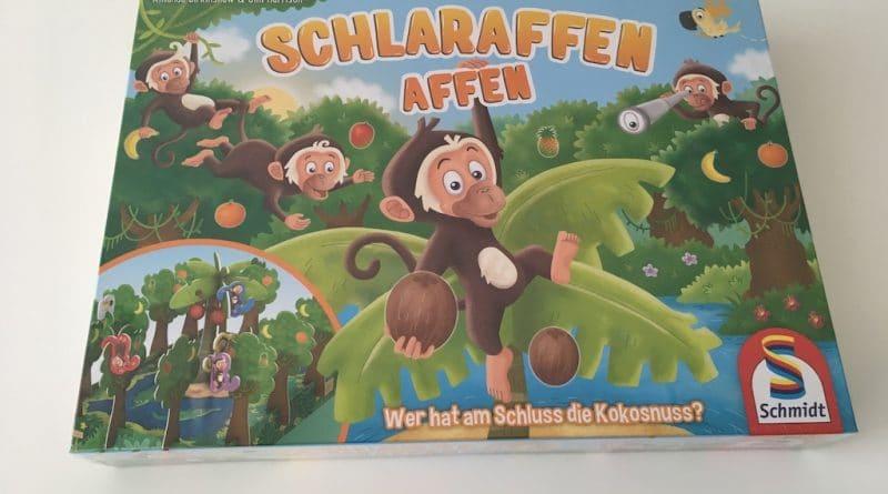 Schlaraffen Affen von Schmidt Spiele
