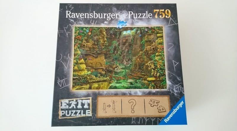 exit puzzel ravensburger