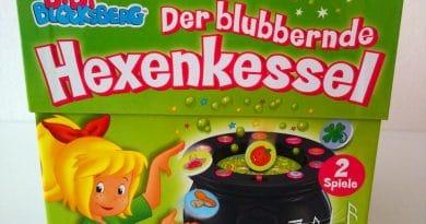 """Bibi Blocksberg """"Der blubbernde Hexenkessel"""" von Schmidt Spiele"""