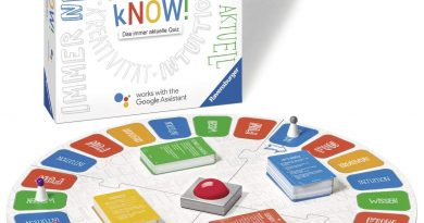 kNOW! Quizspiel mit oder ohne Google Sprachassistent von Ravensburger