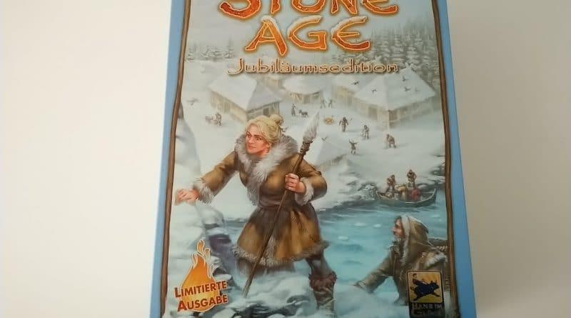 """""""Stone Age Jubiläumsedition"""" - Hans im Glück - Spielregeln"""