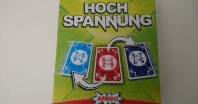Hochspannung von Amigo Spiele