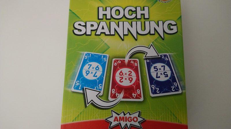 Amigo Spiele Unter Spannung