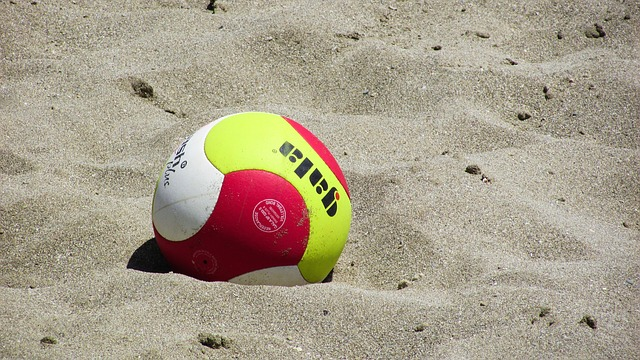 Beachvolleyball Ball