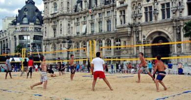 Beachvolleyball Spielregeln